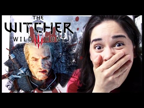 The Witcher 3: Wild Hunt - Launch Cinematic Reaction & Update!