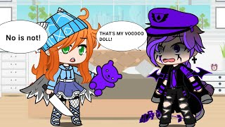 That's my voodoo doll meme/William X Clara(Mrs.Afton)/Willara