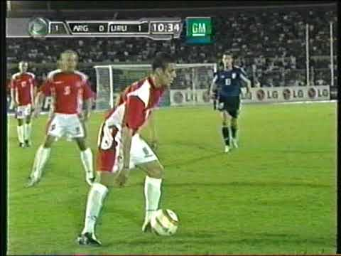Argentina vs Uruguay -Copa América 2004-Partido completo.