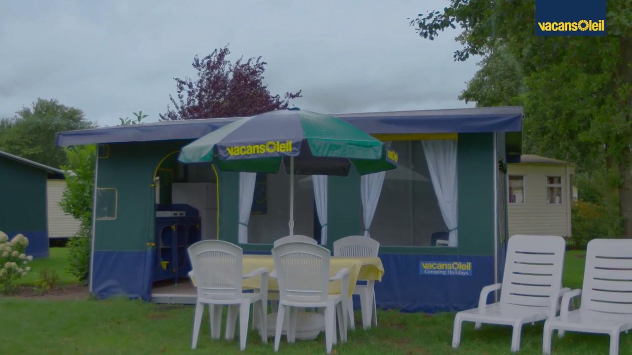 Vacansoleil Ottawa Bungalow Tent & Vacansoleil Ottawa Bungalow Tent - YouTube