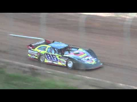 Ark La Tex Speedway Comp Cam Super Dirt Series Hot laps 5/7/16