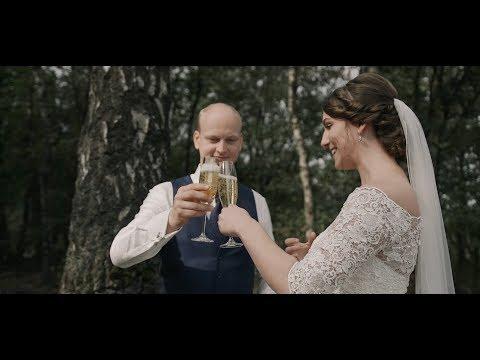 Het verhaal van Jan en Dineke | Trouwfilm impressie