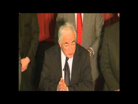 Dominique Strauss-Kahn | The Cambridge Union