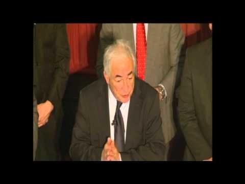 Dominique Strauss-Kahn | The Cambridge Union