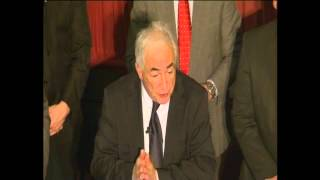 Dominique Strauss-Kahn, The Cambridge Union Society