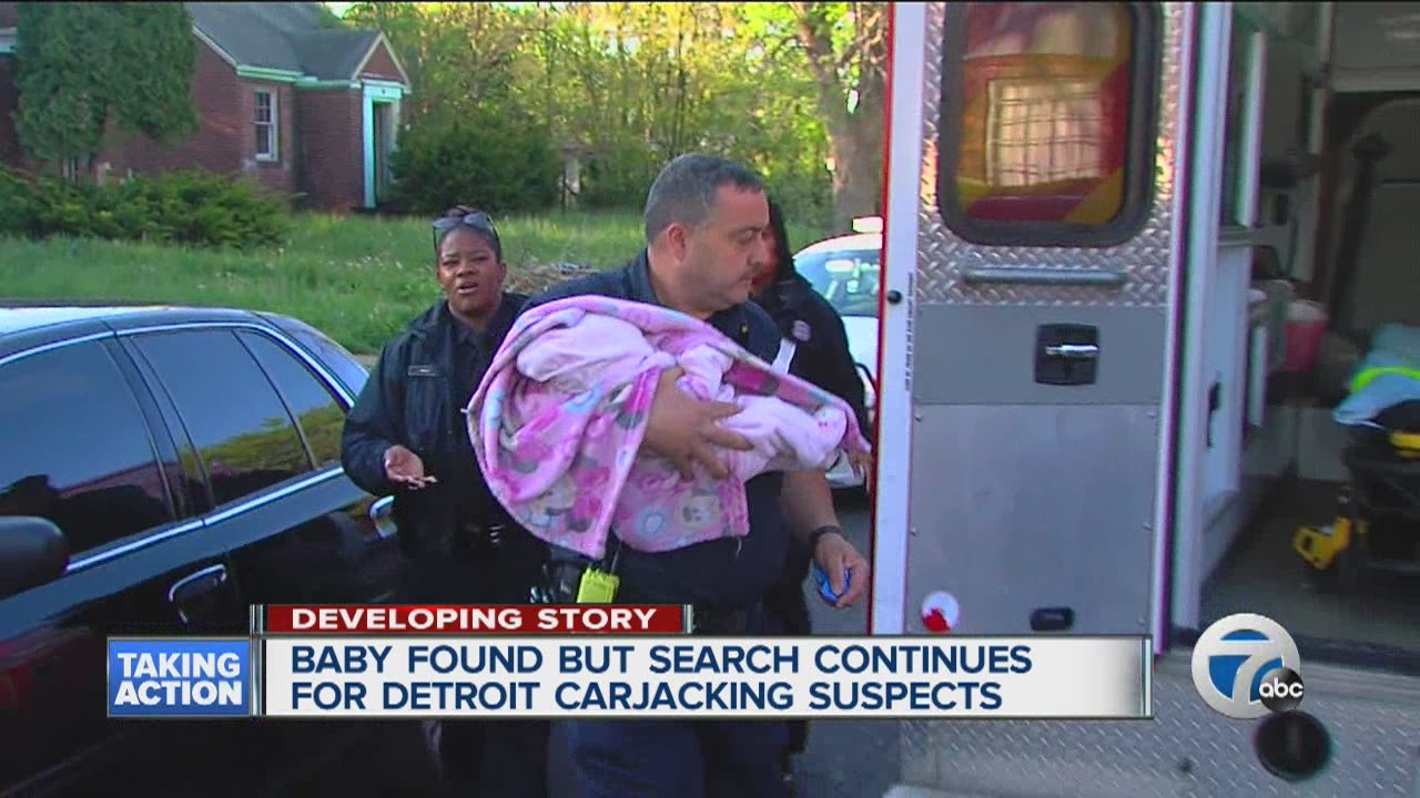 Amber Alert canceled after suspect and baby found