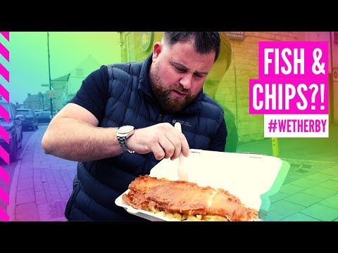 The Wetherby Whaler... British 'Fish & Chip' Review