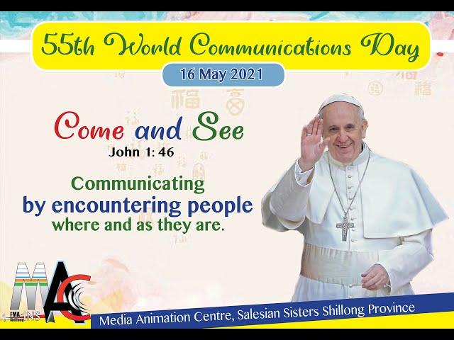 World Communication Day 2021