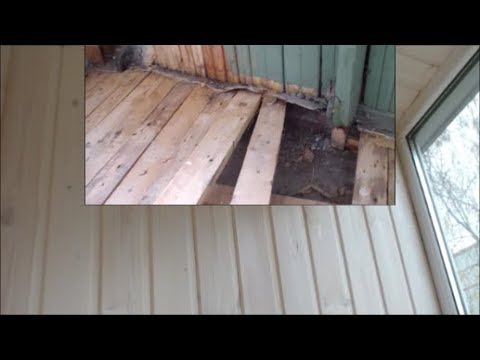 Копила 3 года на Отделку балкона!Балкон за 10 тысяч под ключ!Отделка деревом.вагонкой.доска.шкаф