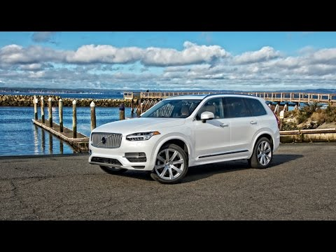 2016 volvo xc90 t8 inscription car review youtube. Black Bedroom Furniture Sets. Home Design Ideas