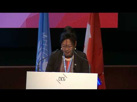 Marshall Island: Official statement at the Global platform for Disaster Risk Reduction 2019