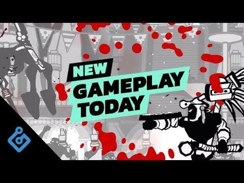 New Gameplay Today –Aztez