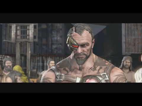 Mortal Kombat X Chapter 5 Sonya Blade vs Kano
