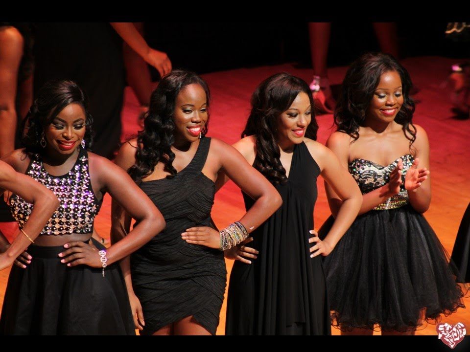 Miss black usa pageant