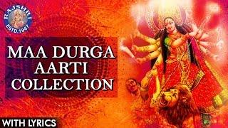 maa durga collection of aartis devi aartis with lyrics navratri special durga songs