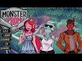 DATING WITH MONSTERS!    Monster Prom #1 (Monster Prom Dating Sim)