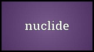 clarify Nucleon