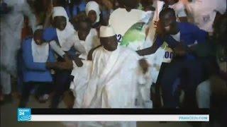 غامبيا: الرئيس المنتهية ولايته يحيى جامع يعلن حالة الطوارئ