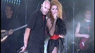 Stavento & Helena Paparizou - Mesa Sou (Live @ Theatro Vrahon 2008)