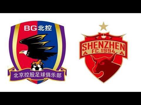 Round 20 - Beijing BeiKong vs Shenzhen JiaZhaoye