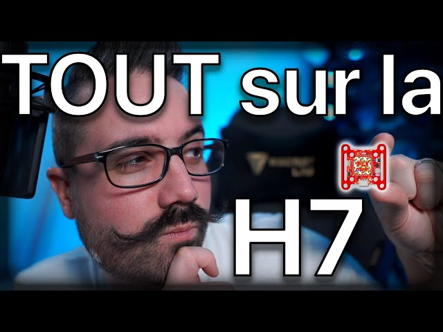 FlightOne H7 | Je vous dis tout sur la nouvelle Fc H7 Lightning !