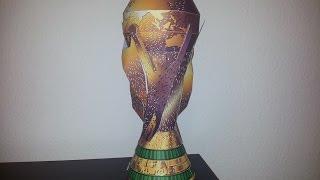 Fifa World Cup Papercraft Papiermodell