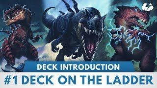 #1 DECK ON THE LADDER!  WOW! DINO HUNTER! [Volume warning]