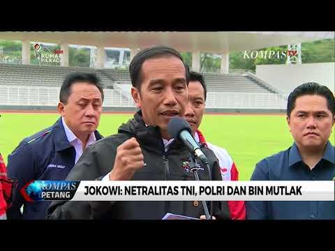 Tudingan Oknum TNI, Polri Dan BIN Tak Netral Saat Pilkada