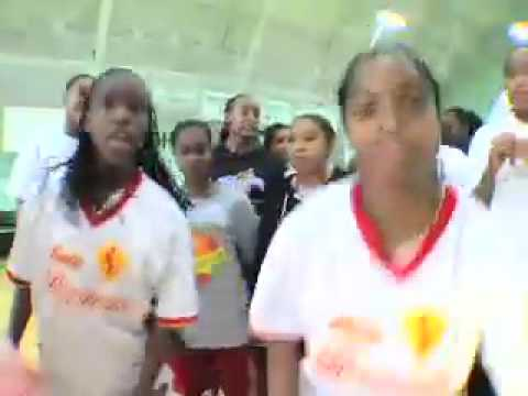 RICH BALLERS (LADY REBELS) - MEET ME ON THE COURT MUSIC VIDEO