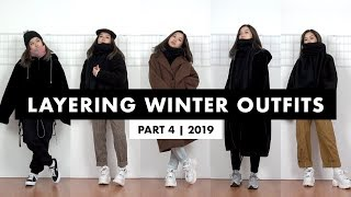 Layering Winter Outfits (pt. 4)