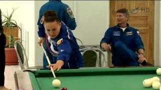 ISS Expedition 41 / 42 - Crew Activities in Baikonur Kazakhstan