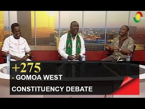 The Gomoa West Constituency debate on +275 - 4/8/2016