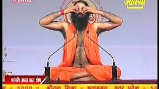 Bhramari Pranayama- baba ramdev