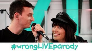 The Motans feat. Irina Rimes - POEM | wrongLIVE parody