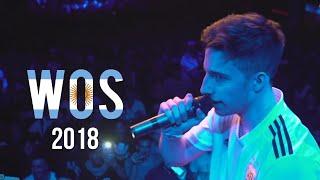 El MEJOR AÑO de WOS | Las MEJORES RIMAS de WOS en 2018 (¡C...