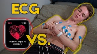 ELETTROCARDIOGRAMMA DI APPLE WATCH VS. STANDARD [feat. MIO PADRE]