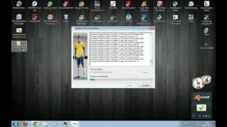 Como Instalar o Update do Patch Paches Evolutios 1.0 2012 (PES6)