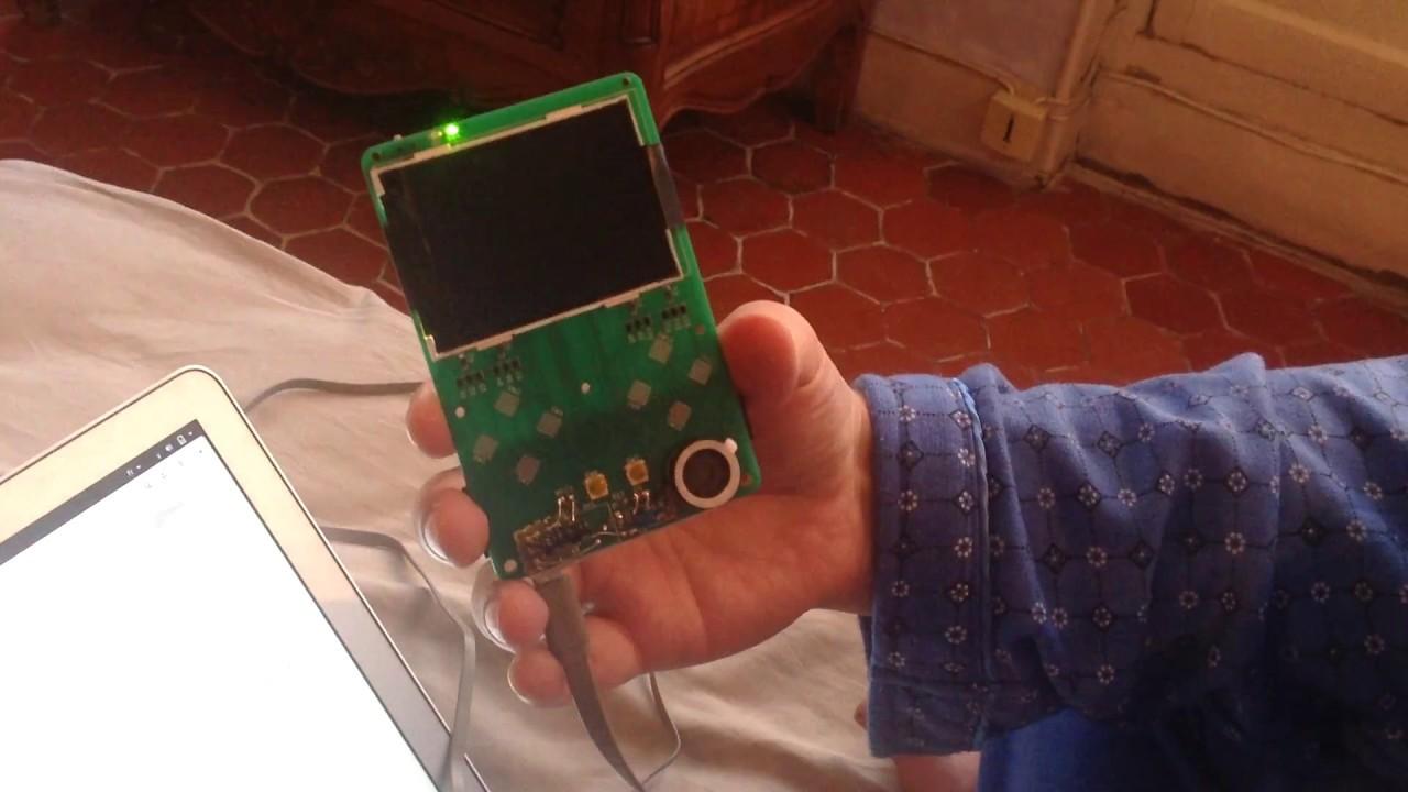 Gamegirl: the retro console done right | Hackaday io