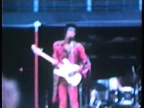 Jimi Hendrix- Sicks Stadium, Seattle, Washington 7/26/70