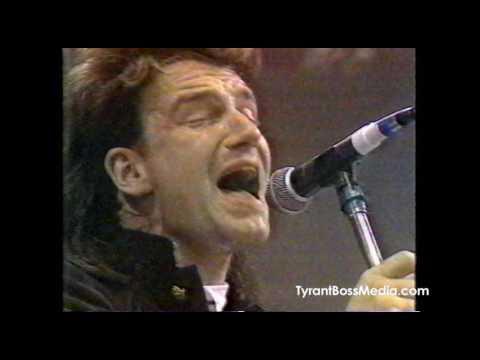 LIVE AID 1985: U2 Full Performance (Wembley Stadium)