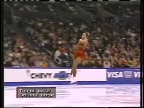 Michelle Kwan - 2002 U.S. Figure Skating Championships, Ladies