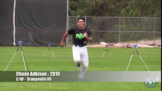 Chase Adkison - PEC - 60 - Grangeville HS (WA) - June 18, 2018