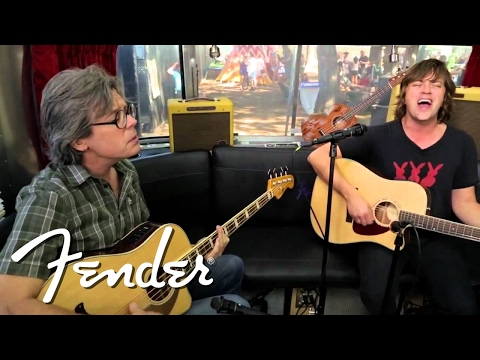 The Old 97s Perform 'Timebomb' | Fender