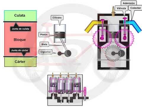 ASÍ FUNCIONA EL AUTOMÓVIL (I) - 1.6 Motor de gasolina (5/11)