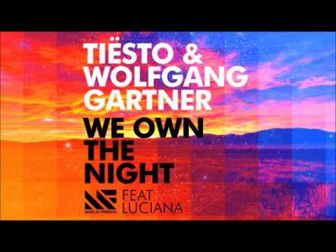 Tiesto & Wolfgang Gartner - We Own The Night (Back From The Future Remix)