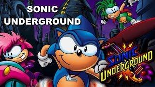 [SK ~INSTRUMENTAL~] Sonic Underground - Sonic Underground (R. London and M. Piccirillo) [HD]