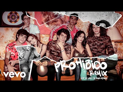 CD9 - Prohibido (Remix [Cover Audio]) ft. Lali, Ana Mena
