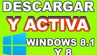 Activar Windows 8.1 para siempre