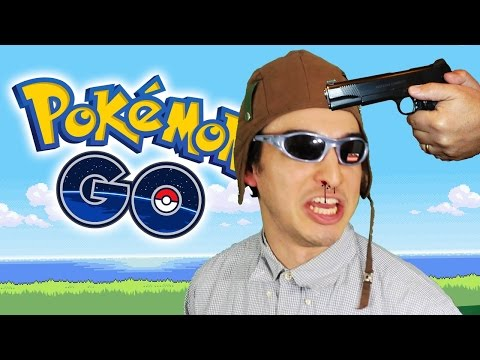 POKEMON GO IS THE END OF HUMANITY