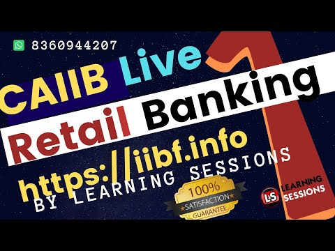 Retail Asset Products Retail Banking | Retail Banking Live Class
